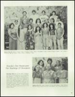 1983 Waianae High School Yearbook Page 188 & 189