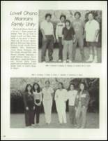 1983 Waianae High School Yearbook Page 190 & 191