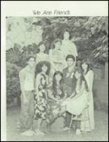 1983 Waianae High School Yearbook Page 198 & 199