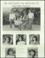 1983 Waianae High School Yearbook Page 200 & 201
