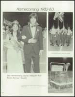 1983 Waianae High School Yearbook Page 206 & 207