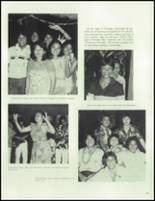 1983 Waianae High School Yearbook Page 218 & 219