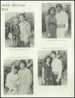 1983 Waianae High School Yearbook Page 222 & 223