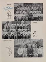 1952 Lafayette High School 400 Yearbook Page 22 & 23