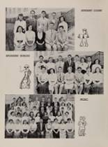 1952 Lafayette High School 400 Yearbook Page 24 & 25