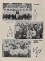 1952 Lafayette High School 400 Yearbook Page 26 & 27