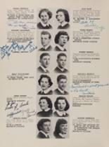 1952 Lafayette High School 400 Yearbook Page 58 & 59