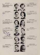 1952 Lafayette High School 400 Yearbook Page 72 & 73