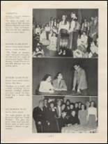1945 Central High School Yearbook Page 16 & 17