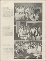 1945 Central High School Yearbook Page 22 & 23
