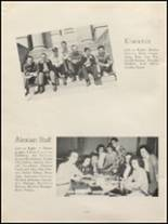 1945 Central High School Yearbook Page 38 & 39