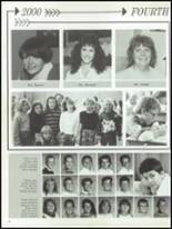1992 Continental High School Yearbook Page 18 & 19
