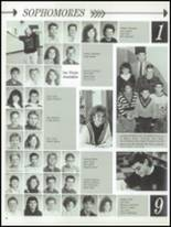 1992 Continental High School Yearbook Page 32 & 33
