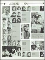 1992 Continental High School Yearbook Page 34 & 35