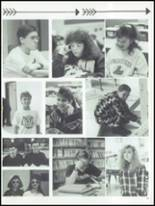 1992 Continental High School Yearbook Page 36 & 37