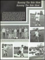 1992 Continental High School Yearbook Page 42 & 43
