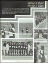 1992 Continental High School Yearbook Page 44 & 45