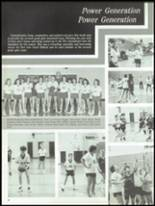 1992 Continental High School Yearbook Page 46 & 47