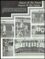 1992 Continental High School Yearbook Page 50 & 51