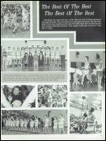 1992 Continental High School Yearbook Page 54 & 55