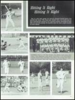 1992 Continental High School Yearbook Page 56 & 57