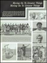 1992 Continental High School Yearbook Page 58 & 59