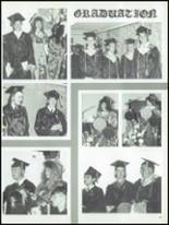 1992 Continental High School Yearbook Page 84 & 85