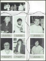 1992 Continental High School Yearbook Page 88 & 89