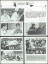 1992 Continental High School Yearbook Page 100 & 101