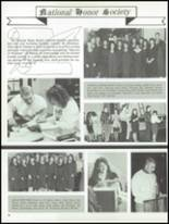 1992 Continental High School Yearbook Page 102 & 103