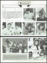 1992 Continental High School Yearbook Page 104 & 105