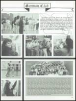 1992 Continental High School Yearbook Page 106 & 107