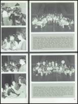 1992 Continental High School Yearbook Page 108 & 109