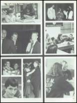 1992 Continental High School Yearbook Page 110 & 111