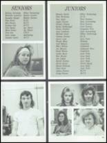 1992 Continental High School Yearbook Page 112 & 113