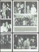 1992 Continental High School Yearbook Page 114 & 115