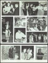 1992 Continental High School Yearbook Page 122 & 123
