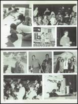1992 Continental High School Yearbook Page 124 & 125