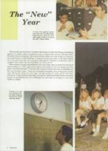 1988 West Potomac High School Yearbook Page 10 & 11
