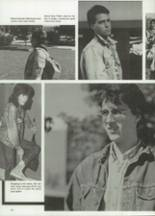 1988 West Potomac High School Yearbook Page 22 & 23