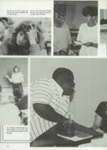 1988 West Potomac High School Yearbook Page 28 & 29
