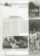 1988 West Potomac High School Yearbook Page 32 & 33