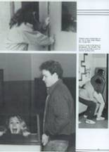 1988 West Potomac High School Yearbook Page 34 & 35