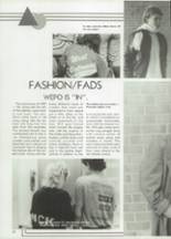 1988 West Potomac High School Yearbook Page 40 & 41