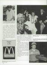 1988 West Potomac High School Yearbook Page 48 & 49