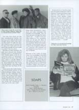1988 West Potomac High School Yearbook Page 52 & 53