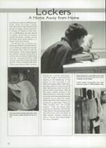 1988 West Potomac High School Yearbook Page 56 & 57