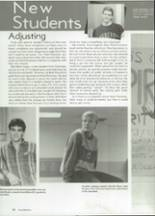 1988 West Potomac High School Yearbook Page 70 & 71