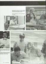 1988 West Potomac High School Yearbook Page 74 & 75