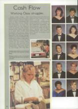 1988 West Potomac High School Yearbook Page 90 & 91
